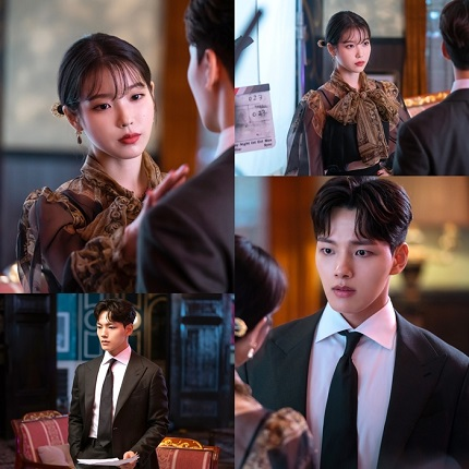 """Hotel del Luna"" IU and Yeo Jin-goo's teaser... A splendid transformation"