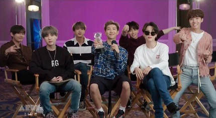 BTS wins two consecutive years at the US Radio Disney Music Awards