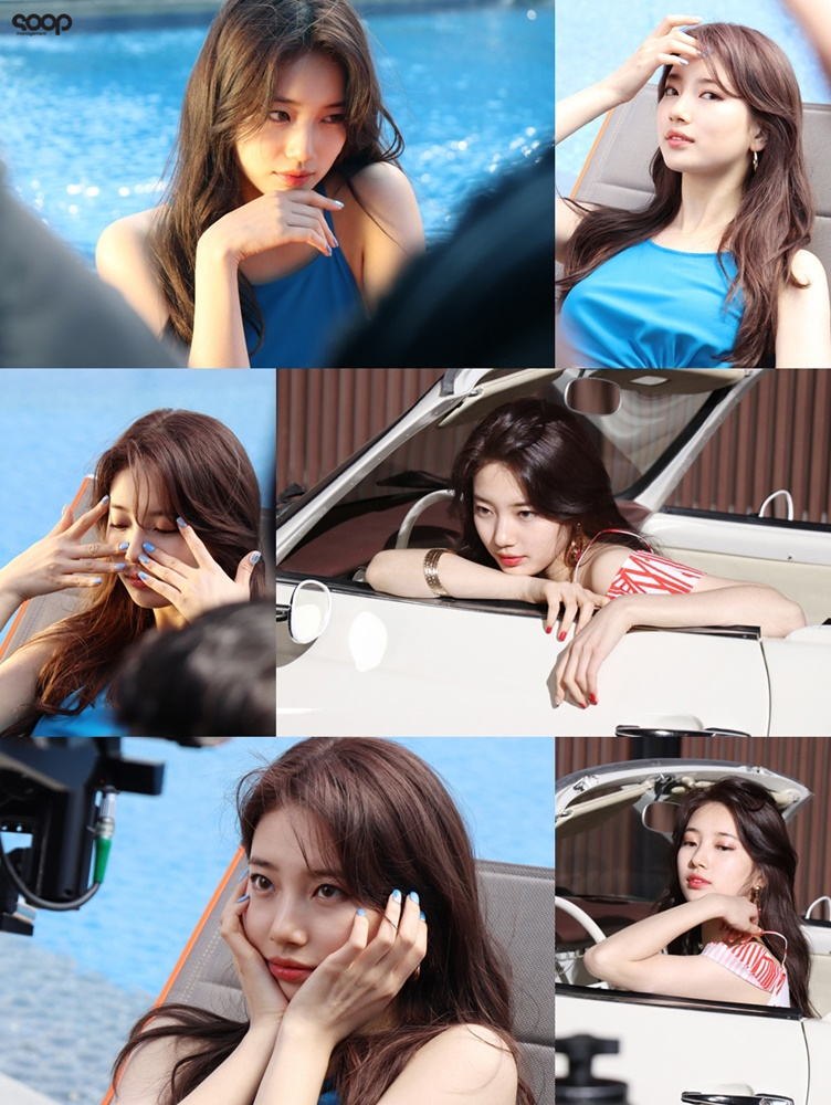 Suzy, refreshing beauty of 'beauty queen'