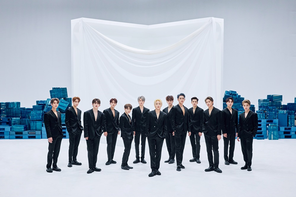 SEVENTEEN will come back on the 16th September...and keep 'HIT''s success