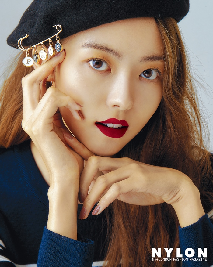 IOI, Lim Na-young, first beauty pictorial ... 'innocently sexy'