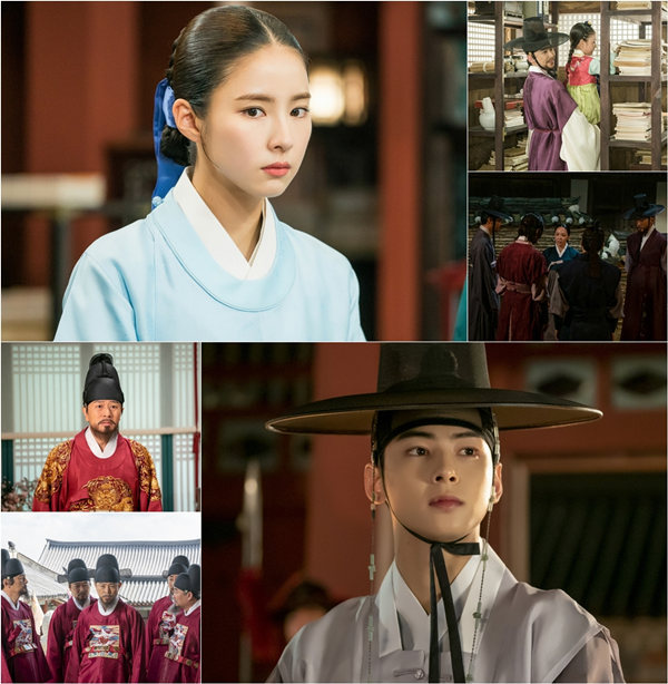'New Envoy Guhae-ryeong' Shin Se-kyung and Cha Eun-woo 20 years ago What is the connection of fate?