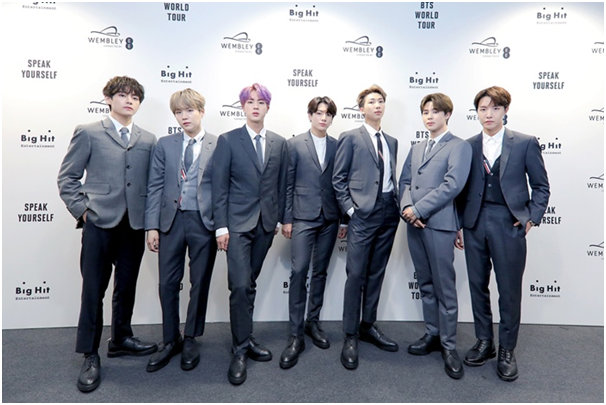 BTS sets a new record for British Guinness World Records In the shortest time on Tiktok's to gain 1M followers'