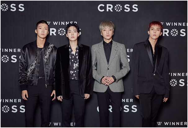 "[Curtain Call] ""We had a hard time, but with our own will"" ... WINNER,"