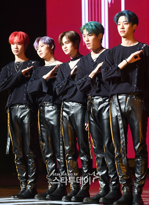 AB6IX Title Song 'Blind for Love', Message to Fans""