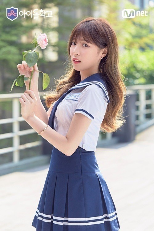 "Lee Hae-in, ""I'm doing well"" after the exposure of fabrication of 'Idol School'"