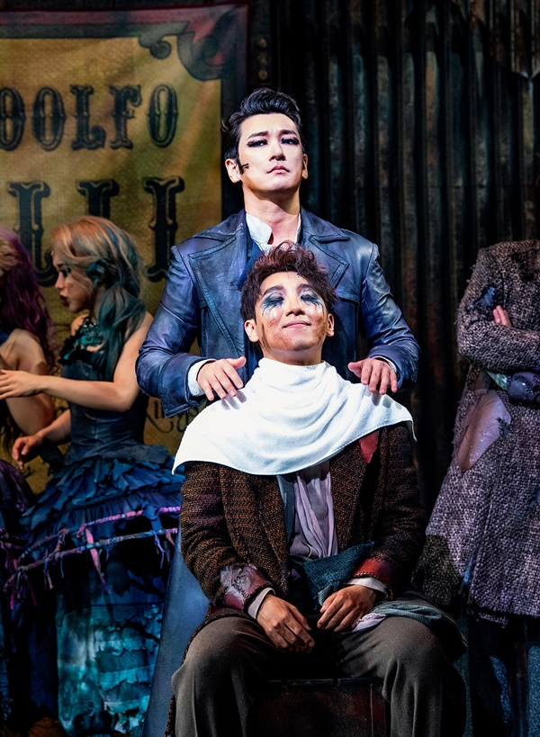 [Curtain Call] Cho Seung-woo, have you heard 'Sweeney Todd'