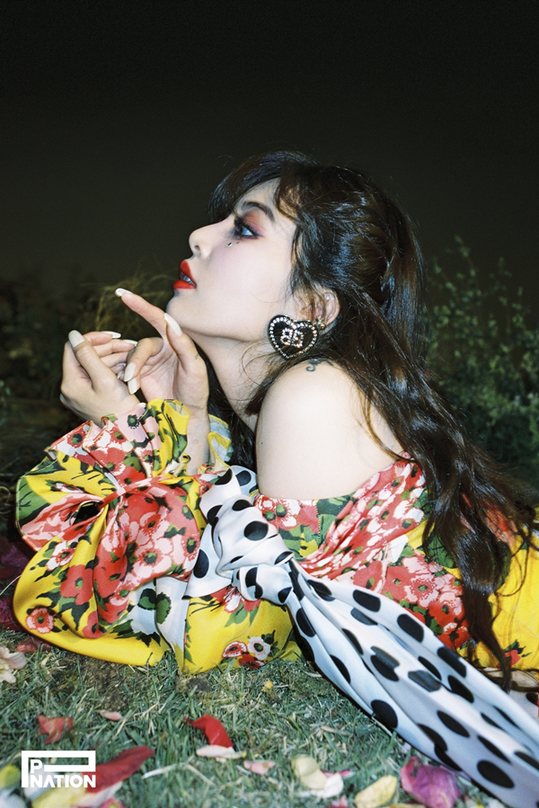 HyunA's comeback confirmed… New single 'Flower Shower' released on November 5