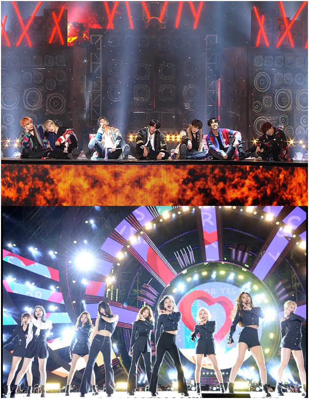 BTS to TWICE confirms 7th of SBS Gayo Daejeon 1st Lineup [Official]