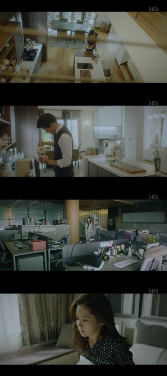'VIP' Jang Nara forgives Lee Sangyoon but still doubts…