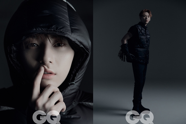 NU'EST Minhyun Selected as 'GQ Men of the Year'