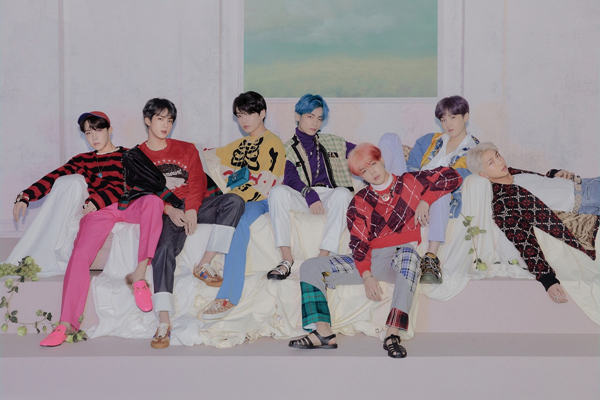 BTS will write a new history for AMAs?