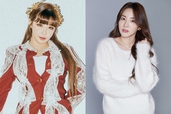 Park Bom and Sandara Park announced duet song… Showed off 2NE1's lasting friendship