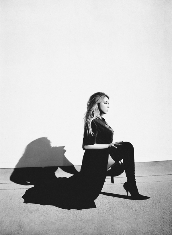 CL released two new songs for her project album 'In The Name Of Love' standing alone