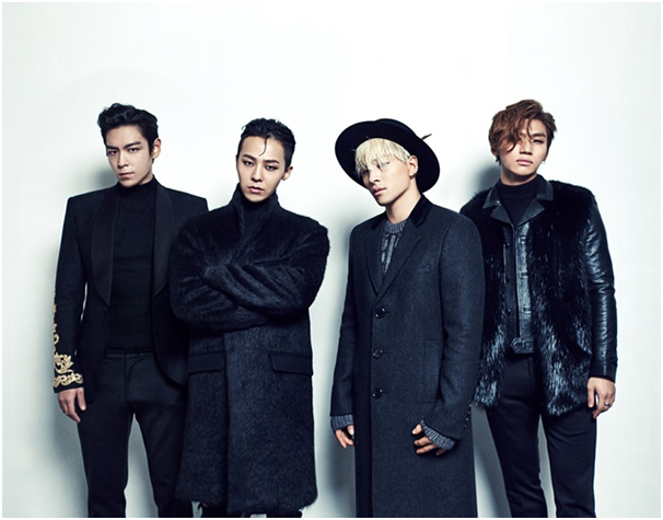 "BIGBANG launches four-member activity ""US Coachella Festival, first stage after all"""