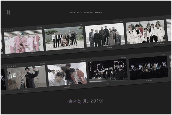 BTS X Tomorrow by Together, four seasons special content release