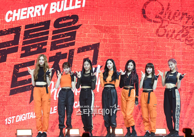 Cherry Bullet to return with 7 members