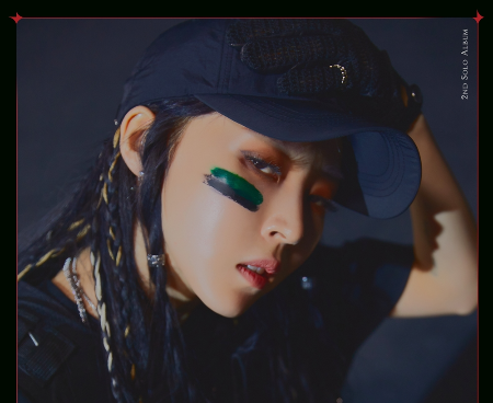 Mamamoo's Moonbyul to return with second solo album on 14th
