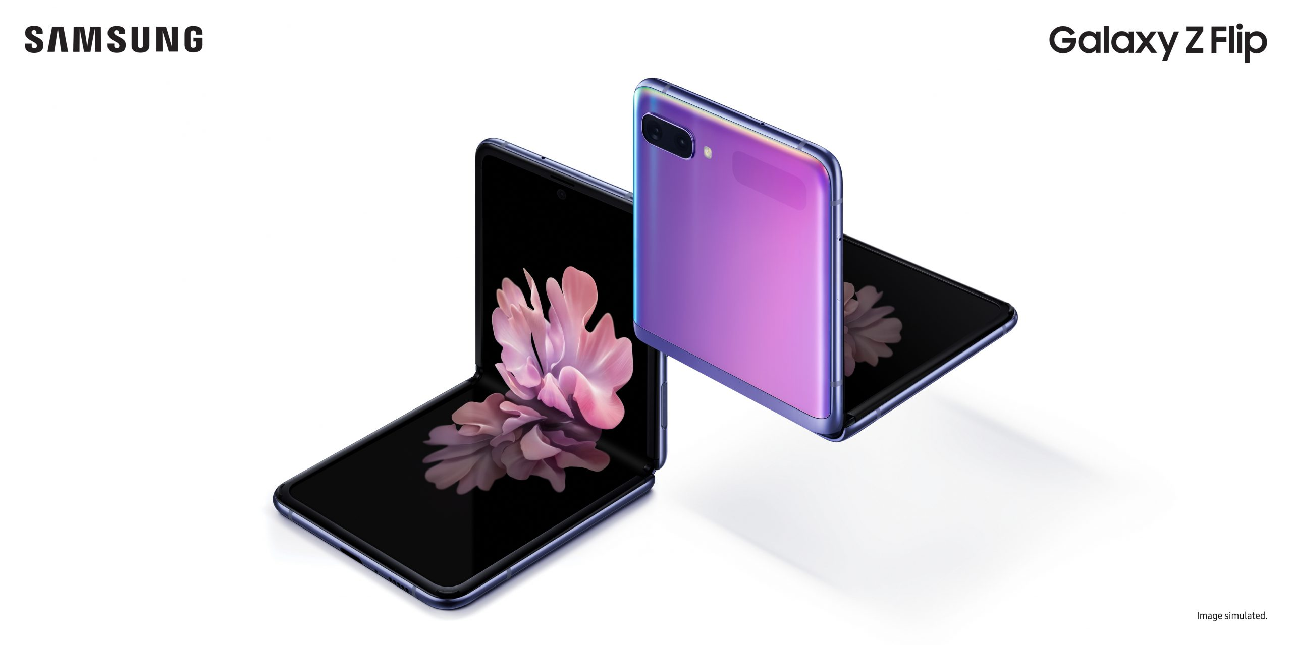 Galaxy Z flip, sold out in 20 countries