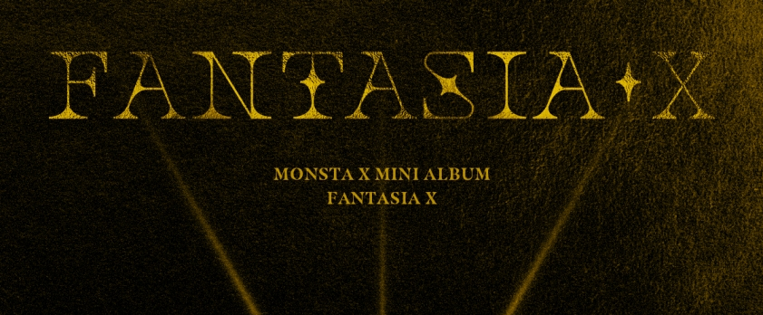 MONSTA X come back with mini album 'FANTASIA X' on May 11