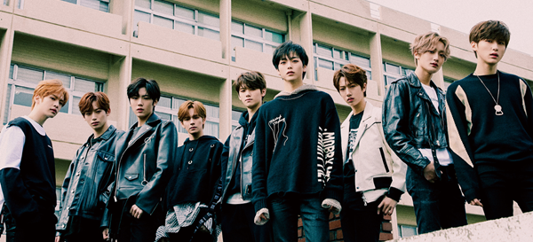 Monsta X's brother group 'CRAVITY' made a debut on 14th with 'HIDEOUT'