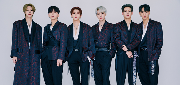 Monsta X to perform on MTV's 'Unplugged at Home' series