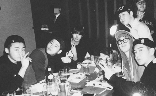 P.O celebrates Block B's 9th debut anniversary