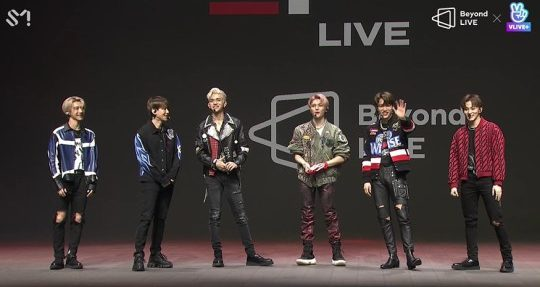 SuperM excited to meet fans via 'Beyond Live'