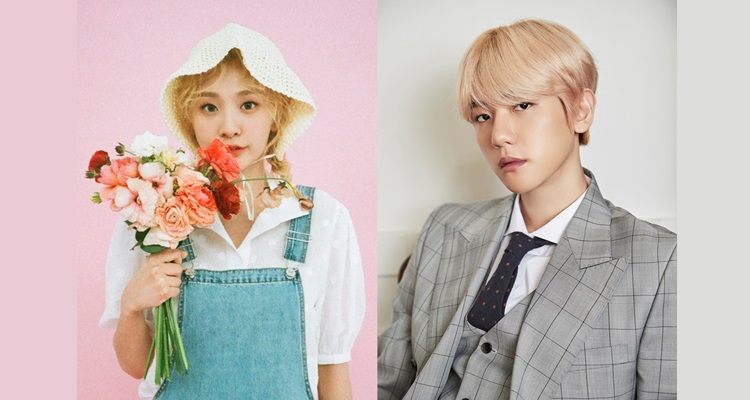 Special collaboration between BOL4 and Baekhyun to pre-release on May 7 → to comeback with mini album on May 13