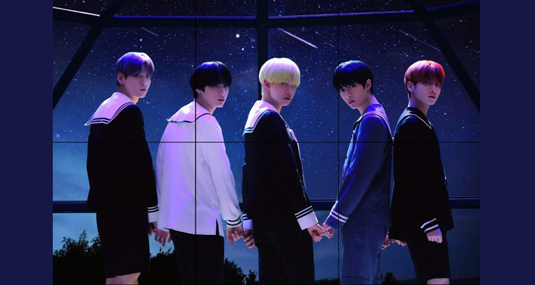 TXT released the concept photo FOR 'The Dream Chapter: Eternity'