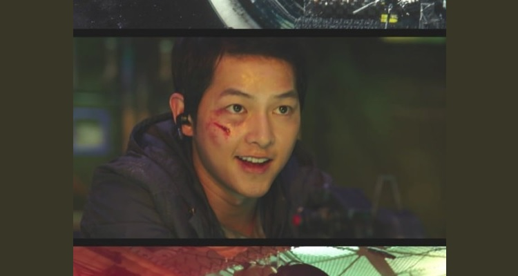 'Space Sweepers' starring Song Joong-ki, Kim Tae-ri and Jin Seon-kyu released trailer