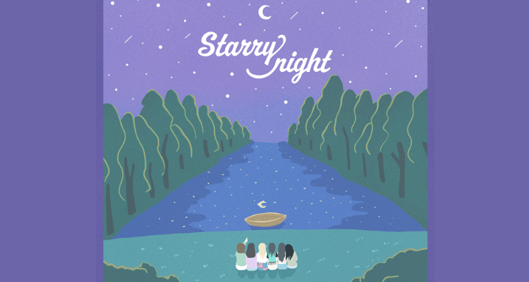 Momoland comeback today with special album 'Starry Night'
