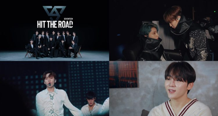"""SEVENTEEN docuseries 'HIT THE ROAD' released ... Seungkwan, """"Thanks grows over time"""""""