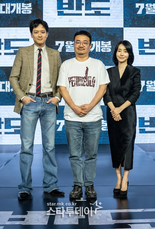 'Peninsula' by Yeon Sang-ho, Kang Dong-won and Lee Jeong-hyun … 4 years after 'Train to Busan'