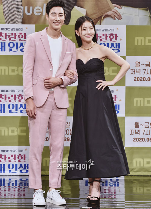 [Photo] Choi Seong-jae, Jin Ye-sol, we look good together, right?
