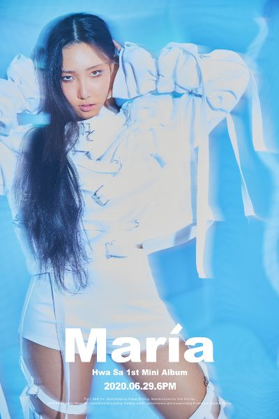 Release the teaser 'Maria' teaser...A charismatic woman