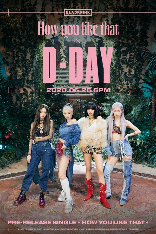 "Black Pink ""I want to give positive and hopeful messages through new songs"""