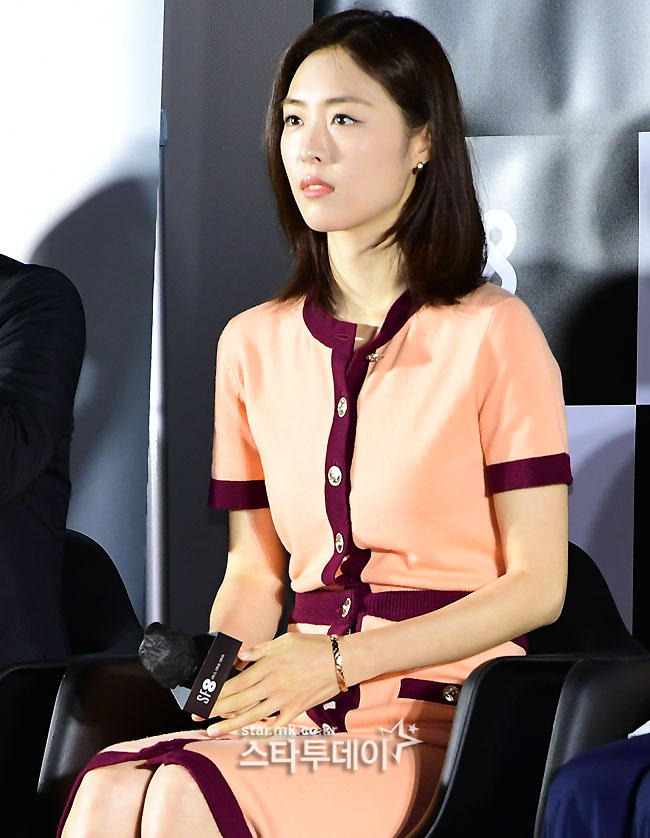 [Photo]'Manshin' Lee Yeon-hee, the first character I met