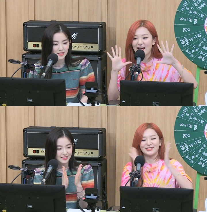 "'Cultwo Show' Red Velvet Seulgi ""Other members cheer for me"""