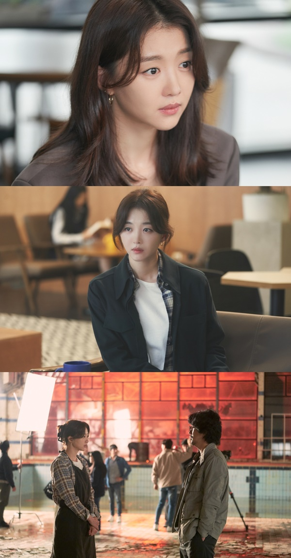 "'Flower of Evil' Jang Heejin ""The daughter of a serial killer, attracted actingly"""