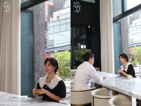 'Vantage table' officially launched Yuri snack menu… Recipe expectation