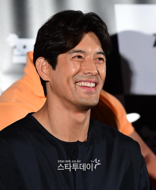 [Photo] Oh Ji-ho, a warm smile after a long absence