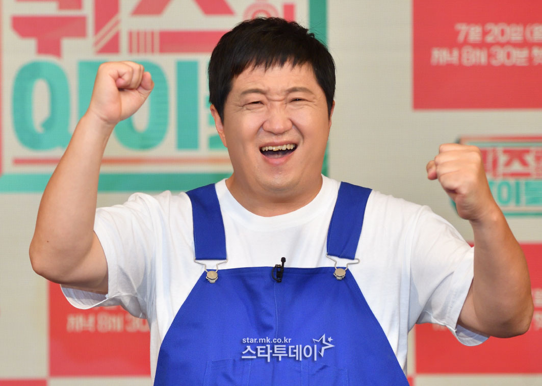 "'Idol on the Quiz' Jeong Hyeong-don ""I secretly shot this TV show, Defconn, completely different"""