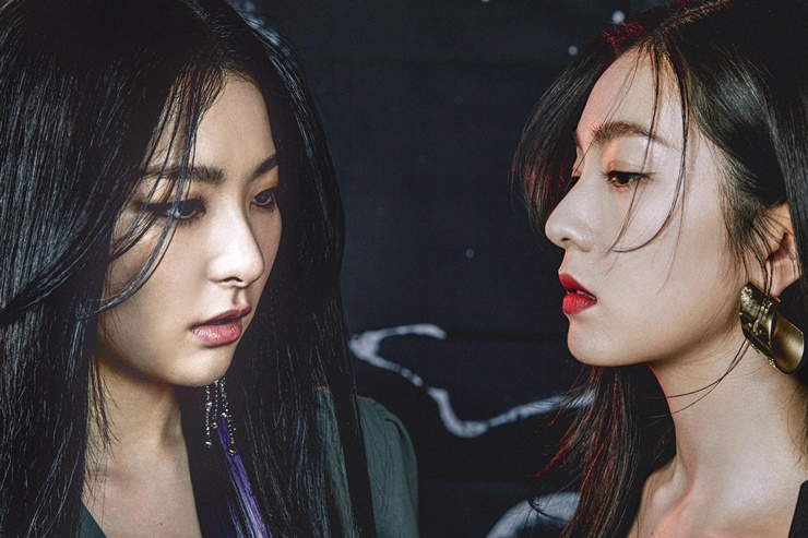 Red Velvet Irene and Seulgi release 3 special videos...'Seulgi Solo Performance'