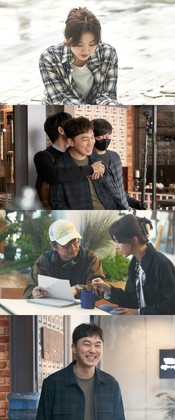 """'The Flower of Evil' Jang Hee-jin  """"Lee Jun-gi and I are happy to work together once again, filming happily"""""""