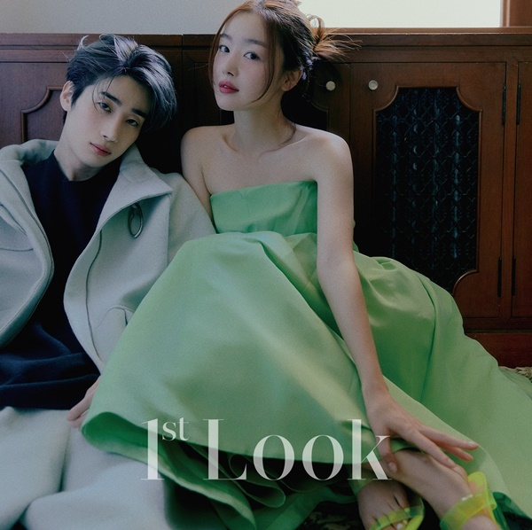 Han Sun-hwa X Han Seung-woo took a pictorial as siblings for the first time since their debuts 'Superior Gene'