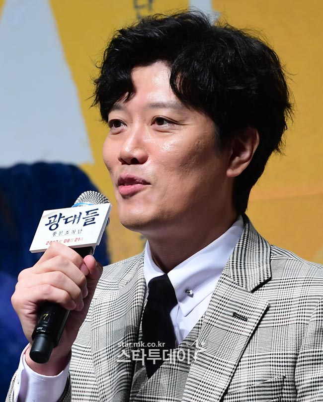 """Park Hee-soon, """"I'm considering about filming Netflix 'Nemesis'"""""""