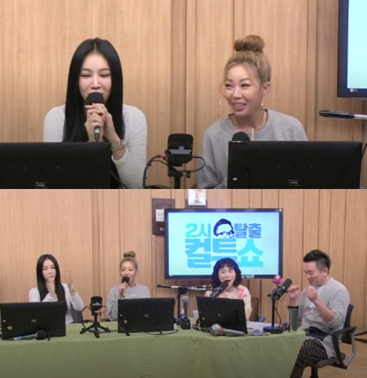 'Curltwo Show' Jessi X Soyoo,'Charismatic Women' hot talk + Live (ft. Lee Hyo-ri) (General)