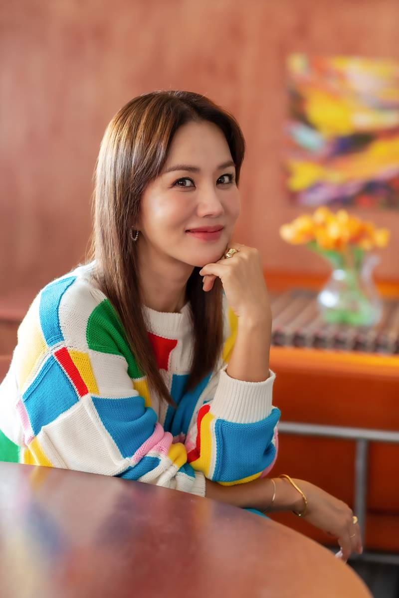 "[Interview] Uhm Jung-hwa, ""The first meeting with the Redemption Fellowship?"