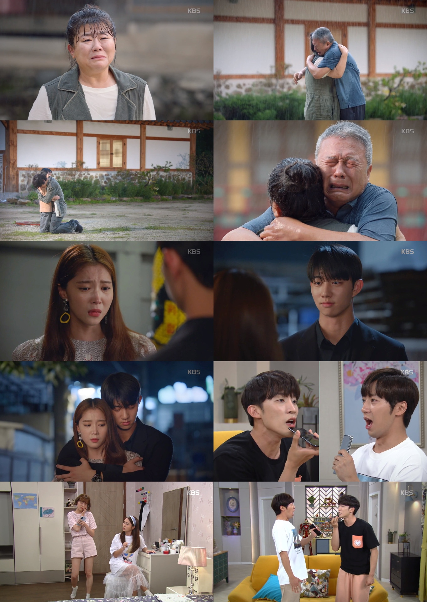 Famous scene in 'Once Again', Cheon Ho-jin, Lee Jung-eun, brother and sister reunion '37% highest ratings'